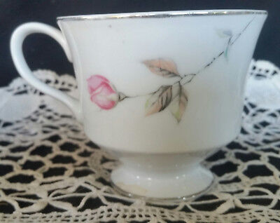 VINTAGE TEA CUP - Replacement Tea Cup Pink  Rose Made in Japan