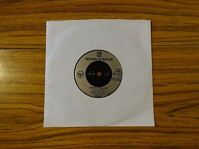 """Michelle Gayle - Looking Up (RCA 1993) 7"""" Single"""
