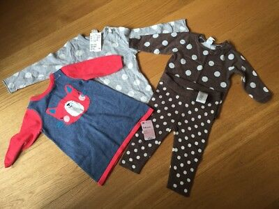 NEW*Baby Girl Clothes Bundle 3-18 Months
