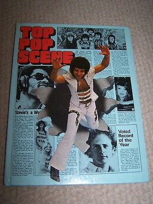 Top Pop Scene 1975 Music Annual (A32194)