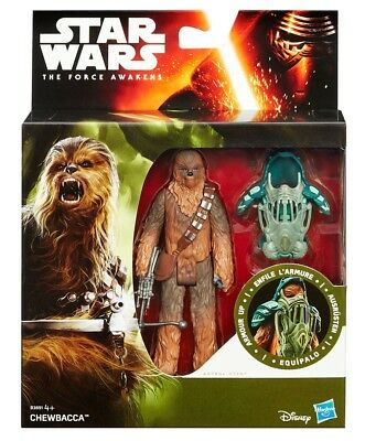 Star Wars VII Armor Up Actionfigur 10 cm - Chewbacca