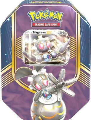 Pokemon Tin Box #61 Magearna-EX deutsch