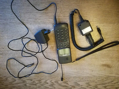 Handy Nokia mit Antenne Vintage 1990 iger retro Type:THX-7AT