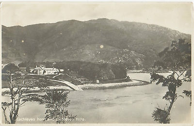 Lochleven Hotel and Lochleven Hills 1932