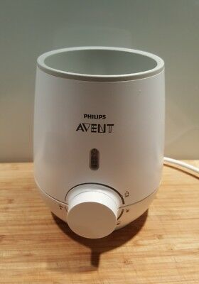 Philips Avent Bottle Warmer used
