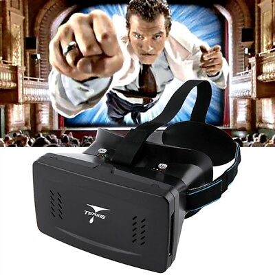 """Terios 3D Vr Virtual Reality Video Glasses F Smartphone 3.5''-6"""""""