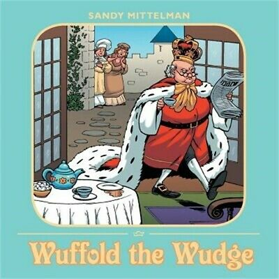 Wuffold the Wudge (Paperback or Softback)
