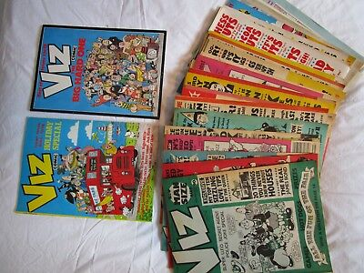 Collection of various well read Viz comics
