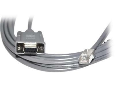 Datalogic 8-0730-04 15ft. Cable 4.5M Magellan Scanner RoHS PC RS232 D-Sub 9-Pin