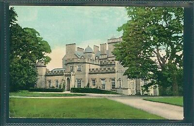 Winton Castle, East Lothian, Printed. C1920.