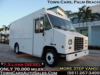International step van 7.3Liter BOX *SERVICE TRUCK 74K Miles Food Truck Step Van