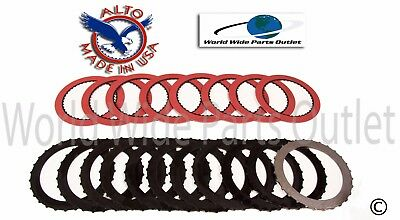 Alto Red Eagle Kolene Powerpack for 1982-1986 Ford C5 Reverse High Performance
