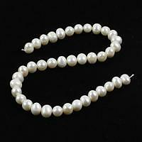 FP33.  SEGP93 White Freshwater Cultured Pearl Approx 10mm