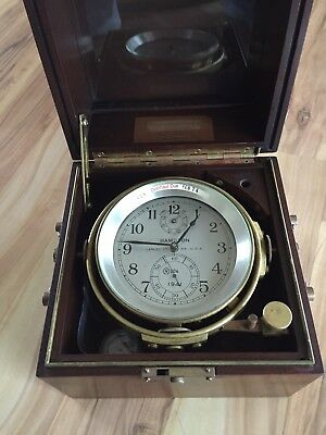 "hamilton model 21 chronometer ""parts"""