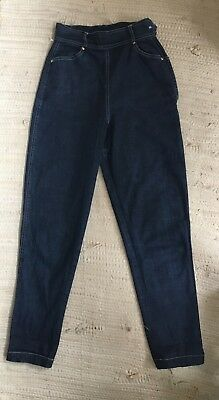 Vivien Of Holloway 1950's High waisted Jeans