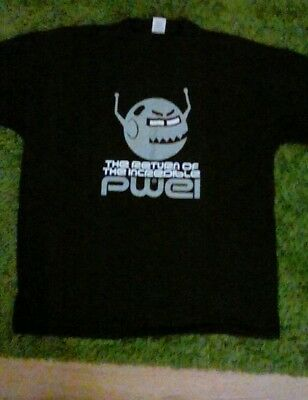 PWEI Reformation 2005  Tour T-shirt