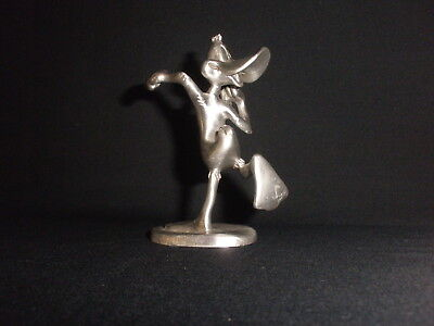 """Daffy Duck *Warner Brothers Collectible """"Pewter"""" Rawcliffe 1994  Figurine HTF"""