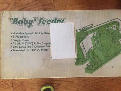 Grizzly Baby Feeder G4173 NIB