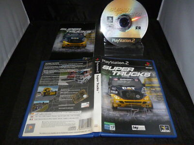 PS2 Super Trucks _ per Console Sony Play Station 2 - PAL