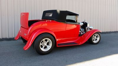 1930 Ford Model A Custom Ford Roadster Street rod