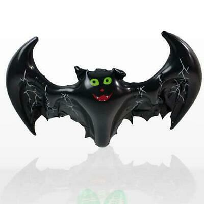 6pcs Spooky Scary Halloween Decoration Inflatable Bat Party Costume Accessories