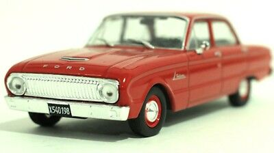 Ford Falcon 4 Doors 1962 - Argentina Diecast Scale 1:43 New Sealed With Magazine