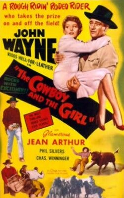 The Cowboy And The Girl Super 8mm Film