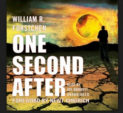 One Second After by William R. Forstchen (AUDIO BOOK)