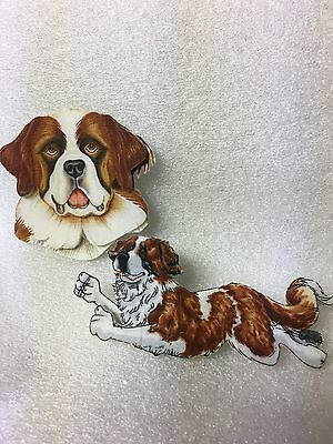 """ST. BERNARD BEAUTIES"" to show off"