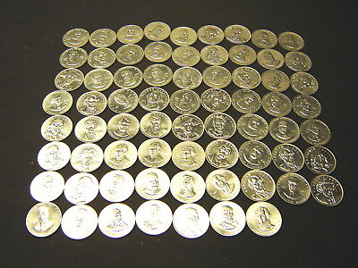 Vintage Shell Oil Famous Facts and Faces Game 68 + Coins