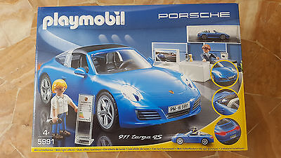 playmobil porsche 911 targa 4s 5991 eur 33 00 picclick de. Black Bedroom Furniture Sets. Home Design Ideas