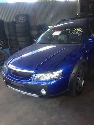Holden Adventra Lx6 Lx8 Wheel Arch Flares