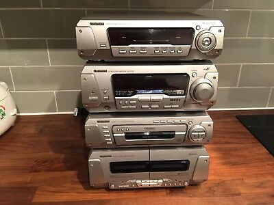 Technics EH750 HiFi 5 CD,Tape,Surround Sound,Tuner/Amplifier,Sound Processor.