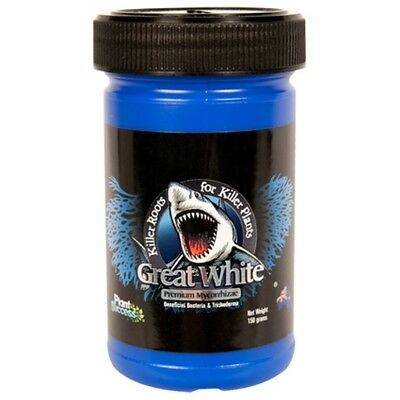Great White Premium Mycorrhizae - 150g of Mykos for White Healthy Roots