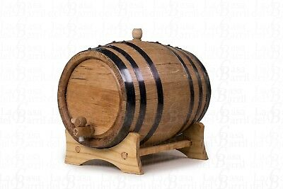 American white oak barrel 5 liter crafted to whiskey, tequila, ron, beer, wine