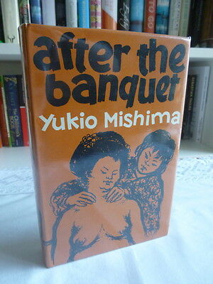 Mishima, Yukio; 'After the Banquet', SIGNED INSCRIBED first edition 1st/1st