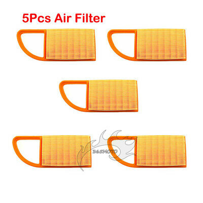 5x Air Filter For Stihl BR600 BR550 BR500 4282 141 0300 Blowers 4282 141 0300 B