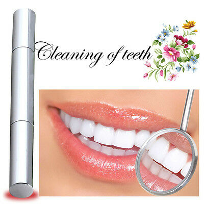 Professional Teeth Whitening Pen - Tooth Gel Whitener PORTABLE Remove Stains
