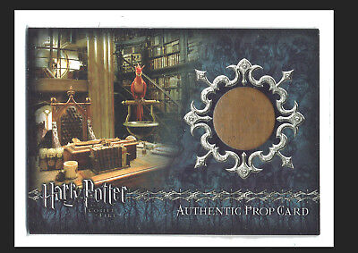 Harry Potter Goblet of Fire Update Prop Relic Card P3 Books #234/350