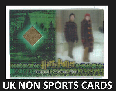 World of Harry Potter in 3D Costume Card C8 Emma Watson Hermione Granger 228/400