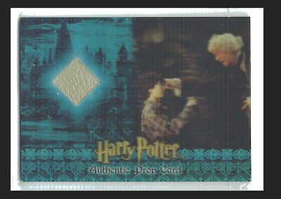 World of Harry Potter in 3D Series 1 Prop Card P1 Wand Boxes #125/200