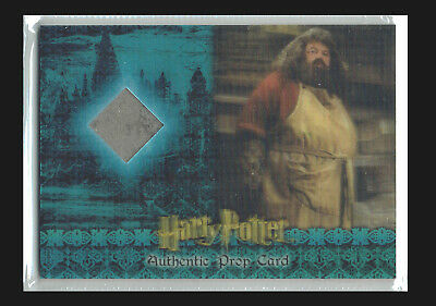 World of Harry Potter in 3D Ser 1 Prop Card P3 Ashes from Hagrid's Hut 043/125