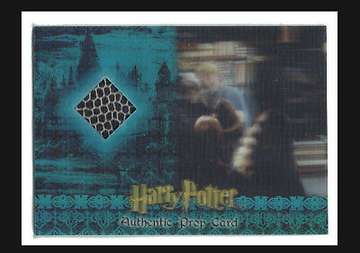 World of Harry Potter in 3D Ser1 Prop Card P5 Lockhart's Magical Me Book 021/200