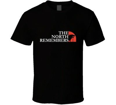 Game Of Thrones The North Remembers T-shirt Mens