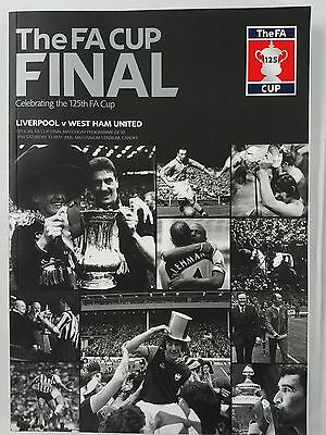 2006 FA Cup Final Liverpool v West Ham United Mint condition