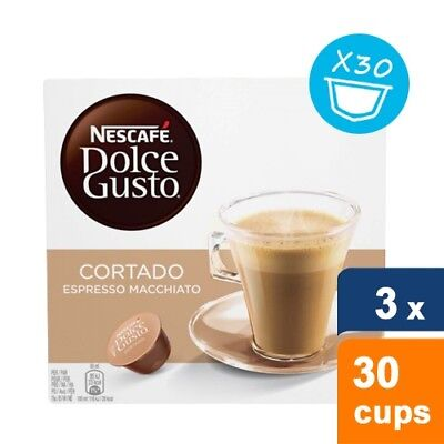 Dolce Gusto - Cortado XL - 3 x 30 cups