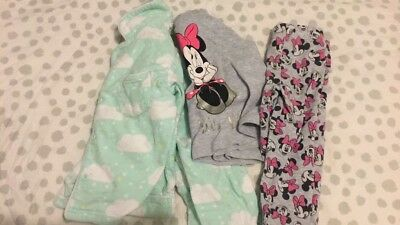 Minnie Mouse And Sprout Baby Girl Pyjamas