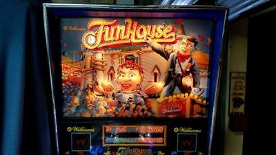 Funhouse Pinball Machine By Williams 1990