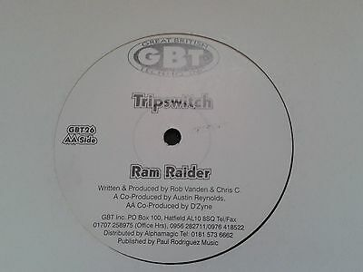 Happy Hardcore - Tripswitch - Ramraider - Tic Tac - Gbt Records.
