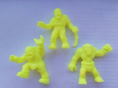 Lotto monsters in my pocket - serie 1 Neon Yellow